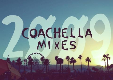 2009 Coachella Mix